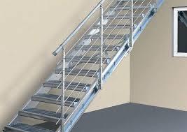 treppen gitterroste treppen system bausatz 03