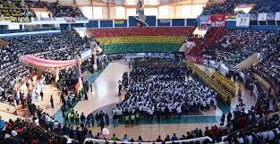 presidente inaugura segunda fase de los juegos en chuquisaca inicia los viii juegos deportivos estudiantiles