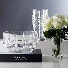 Wedgwood Vase Vera Wang Wedgwood Peplum Crystal Vase 23cm Wedgwood Australia