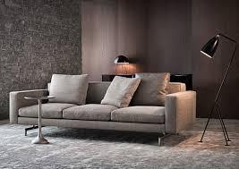 sherman sofa by rodolfo dordoni minotti quickship