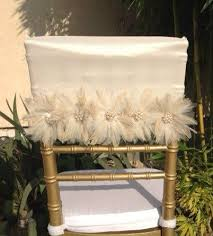 Chair Sashes For Weddings 2017 2015 Chair Sash For Weddings With 3d Flowers Pearls Tulle