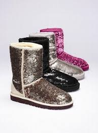 ugg womens glitter boots 21 best sequined uggs images on casual shoes