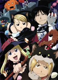 anime happy halloween my favorite fullmetal alchemist halloween picture 3 anime