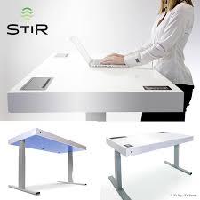 High Tech Office Furniture by Stir Kinetic Desk Hero Iihih 辦公室傢俱 Office Furniture