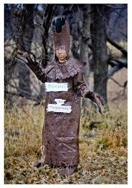 child scary tree costume