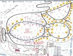 Libby Montana Map by Map U2013 Koocanusa Resort U0026 Marina
