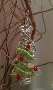 134 best wire christmas decorations images on pinterest