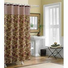 Bamboo Print Shower Curtain Tropical Curtains For Your Hawaiian Home The Hawaiian Home For
