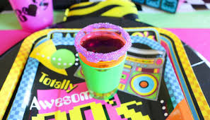 80s party table decorations awesome 80s throwback party