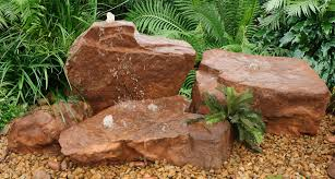 realistic rocks artificial garden u0026 pond rock products