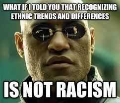 Asians Meme - this seems to be something few people understand its like saying
