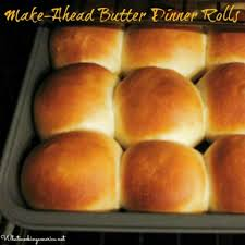 refrigerator butter rolls recipe whats cooking america