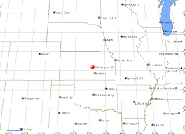 Kansas traveling jobs images City map of mcpherson ks tidal treasures gif