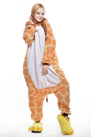giraffe halloween costumes pajama sets for women picture more detailed picture about