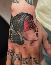 traditional hand tattoo tomi kuusisto depth sounding