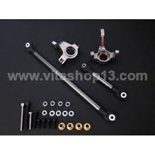 Jual Drift part rc car 盪 axial 盪 scx10 盪 option aluminum steering block
