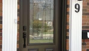 full view glass door door stained glass door amazing glass panel exterior door front