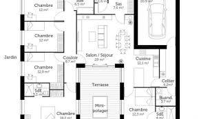 plan maison etage 3 chambres plan maison etage 3 chambres meilleur de les 25 meilleures images du
