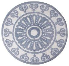 Round Bathroom Rugs Fantastic Round Bathroom Rugs With Additional Luxury Home Interior