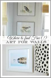 art to decorate your home how to decorate your home when you don t have a budget for it