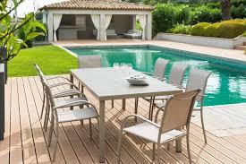 Salon De Jardin Pour Balcon by Piazza Salon De Jardin Table Chaise