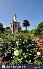 queen victoria memorial garden melbourne royal botanic garden
