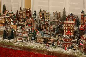 christmas villages a christmas 2012 advent tour laughter and