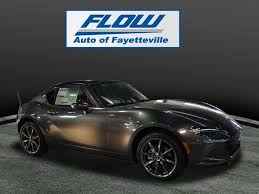 mazda coupe new 2017 mazda mazda mx 5 miata rf for sale fayetteville nc