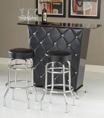 Home Bar Table Amazon Com Bar Table In Black Kitchen U0026 Dining