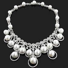 best pearl necklace images 50 best pearl jewelry images beaded jewelry pearl jpg