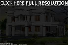 Simple Roof Designs by Flat Roof House Plans Designs Planskill Modern D Hahnow