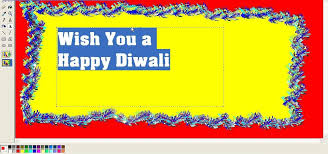 create a card how to create a diwali festival of lights greeting card in