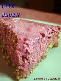 foodies recette cuisine recette de cheesecake à la framboise sans cuisson