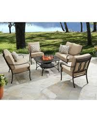 Firepit Set Deal Alert Better Homes And Gardens Warrens 5 Aluminum