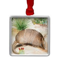 armadillo holiday decorations u0026 christmas décor zazzle