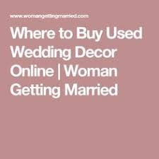 Buy Used Wedding Decor Wording To Use When Giving Out Room Block Information To Out Of