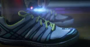 light for walking at night night runner shoe lights youtube