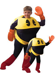 deluxe pac man childs costume escapade uk