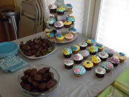 Baby Shower Food Spread Food For Less Baby Shower Cakes Communikait How To Throw A Baby