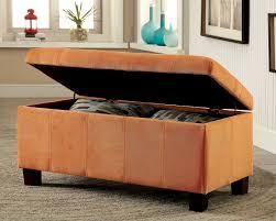 Fabric Storage Ottoman Bench by Cm Bn6036 Storage Ottoman Ladiscountfurniture Com