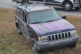 wrecked jeep cherokee award winning weisradio com the voice of cherokee county local