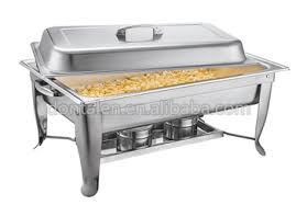 display pot stainless steel food warmer buffet food warmers