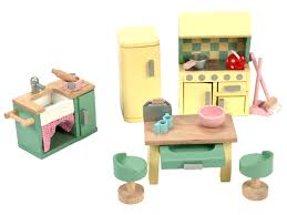 Dollhouse Furniture Kitchen Krabat Se Doll Furniture Kitchen Daisy Lane