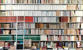 Library Colors Letterform Archive