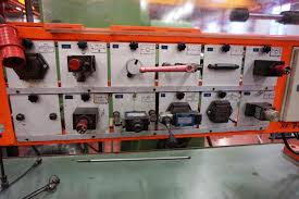 hydraulic test bench mecman mls750 other machines other