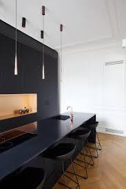 cuisine appartement parisien cuisine appartement parisien de 115m2 gcg architectes rue d