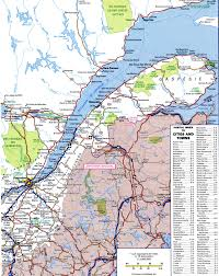 Quebec Canada Map Quebec Atlas