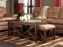 Coffee Table With Ottoman Seating Coffee Table With Ottoman Seating S Coffee Table With