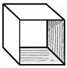 How To Put A Box Together Draw Cubes U0026 Boxes With Easy Step By Step Drawing Instructions