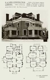 victorian floor plans vintage victorian house plans 1873 print house home